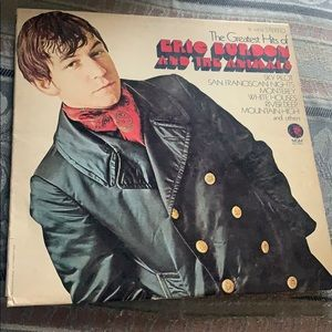 Greatest Hits of Eric Burdon and the Animals Vinyl